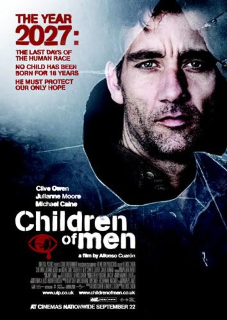 Children of men Menneskenes barn