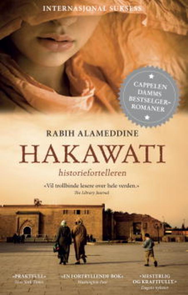 Hakawati : historiefortelleren