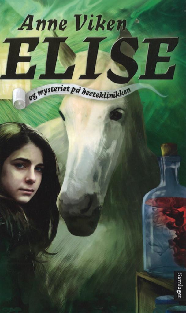 Elise og mysteriet på hesteklinikken : roman