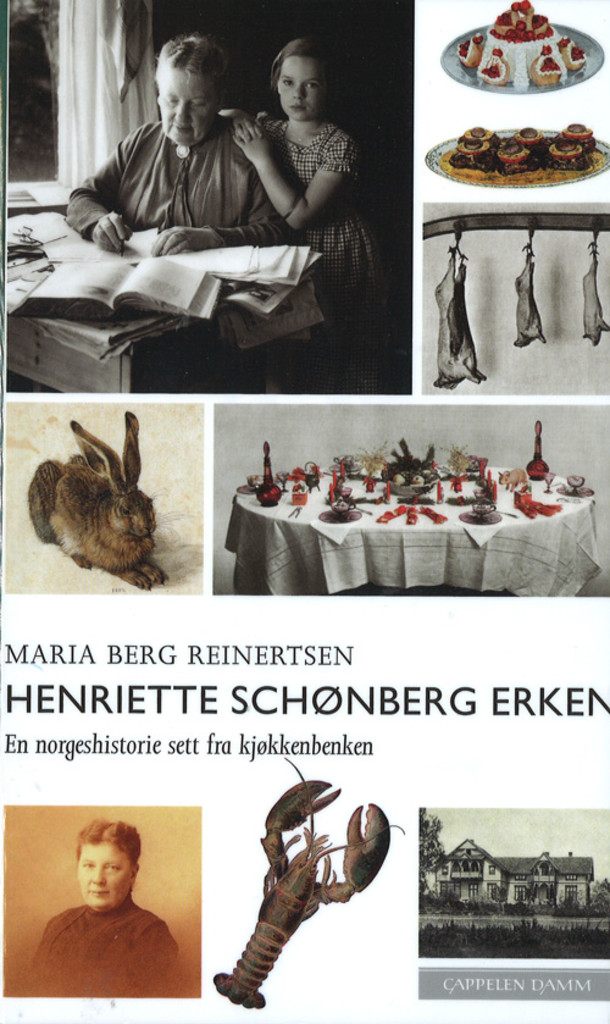 Henriette Schønberg Erken : en norgeshistorie sett fra kjøkkenbenken