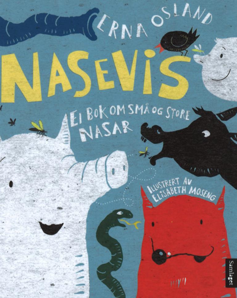 Nasevis : Ei bok om små og store nasar