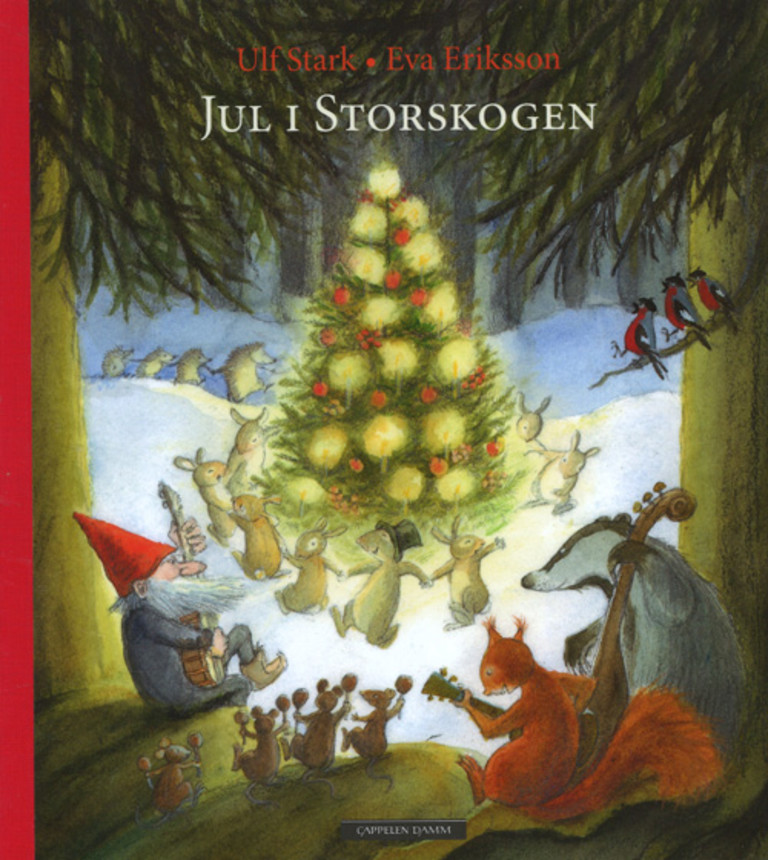 Jul i storskogen (Åpen linjeavstand)