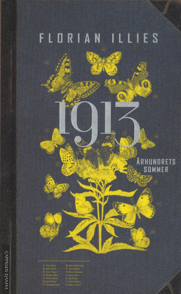 1913 : århundrets sommer