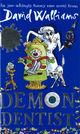 Omslagsbilde:Demon dentist