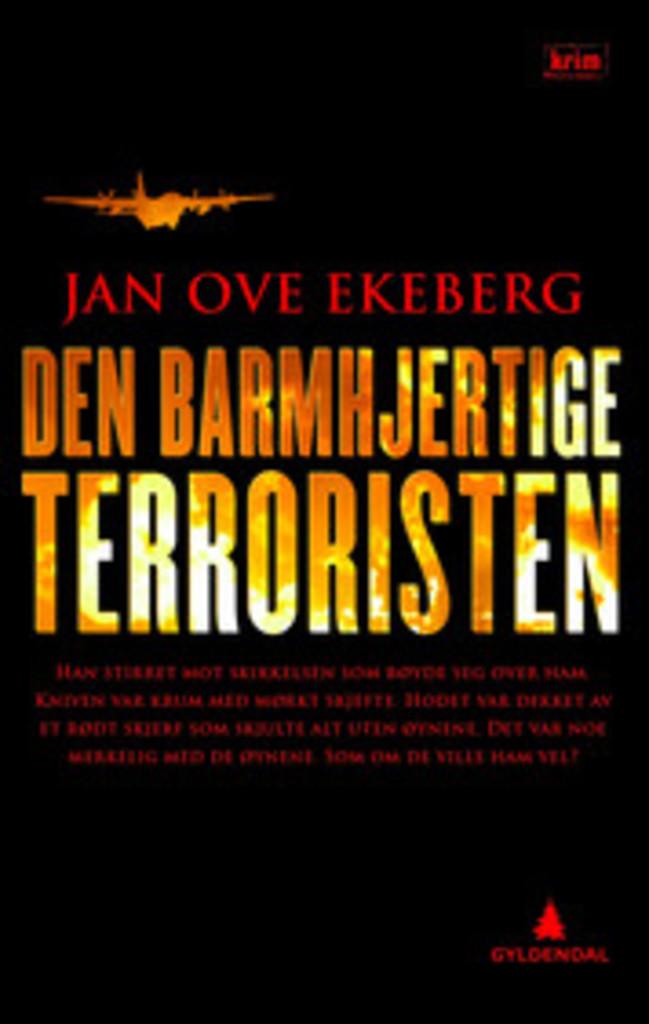 Den barmhjertige terroristen : kriminalroman