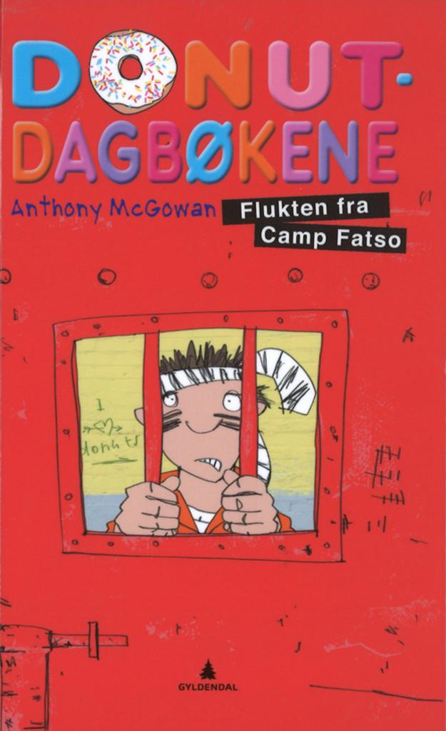 Donut-dagbøkene . 3 . Flukten fra Comp Fatso