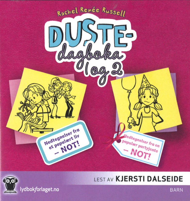 Dustedagboka 1 + 2