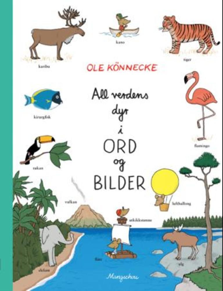 All verdens dyr i ord og bilder