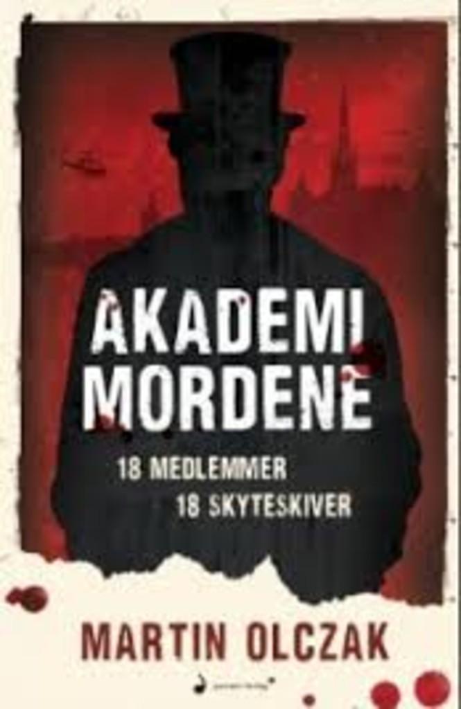 Akademimordene : kriminalroman