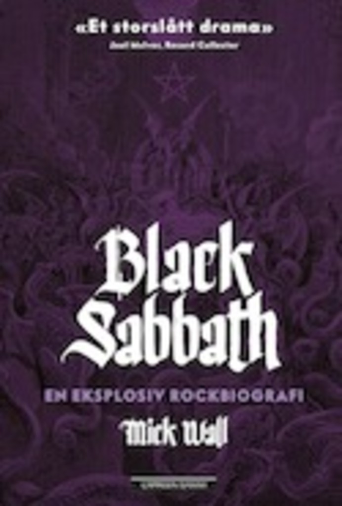 Black Sabbath : en eksplosiv rockbiografi