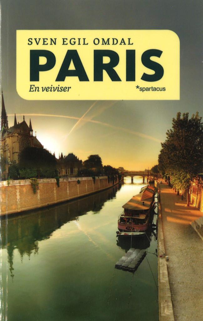 Paris : en veiviser