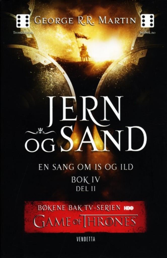 Jern og sand . Bok 4 del 2