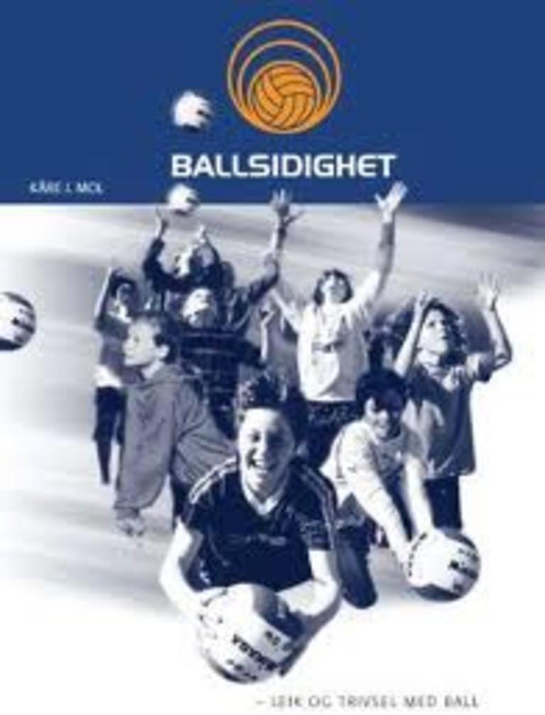 Ballsidighet : leik og trivsel med ball