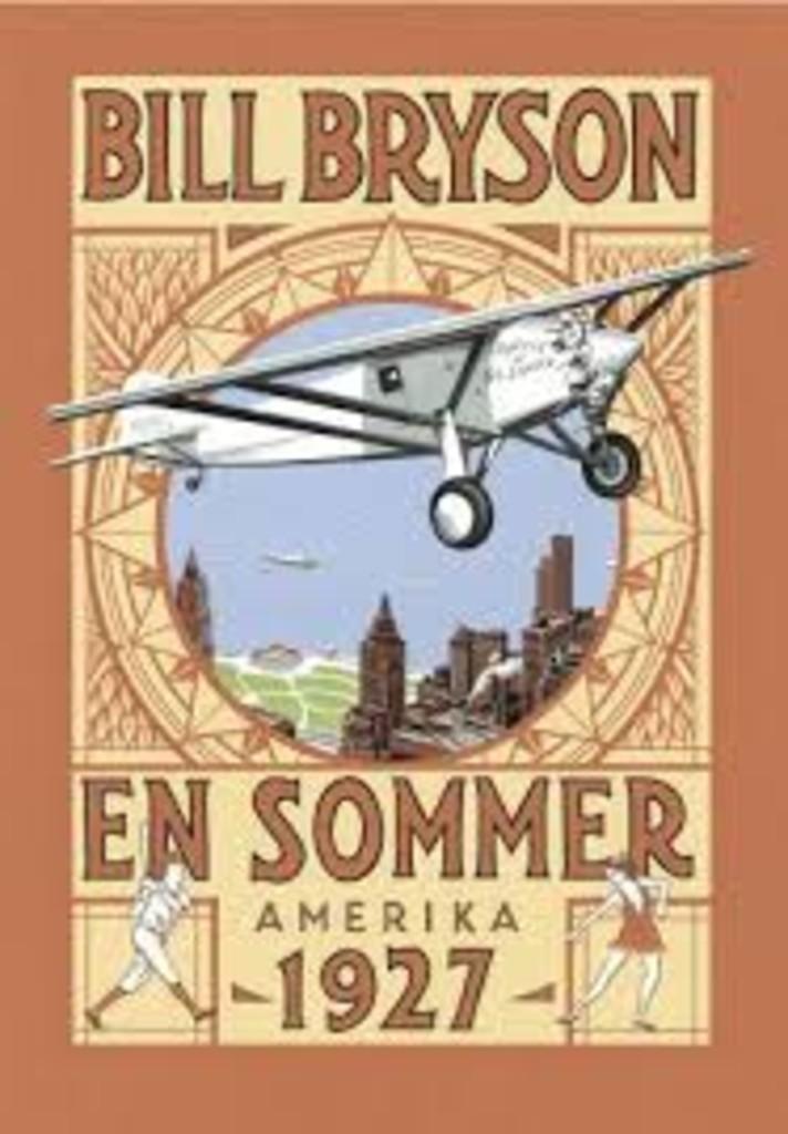 En sommer : Amerika 1927