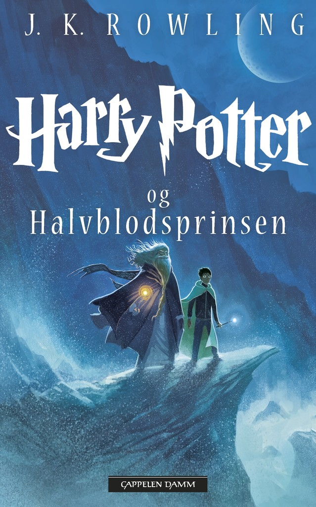 Harry Potter og Halvblodsprinsen . 6