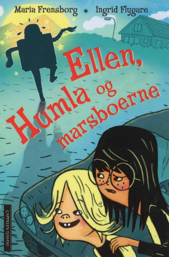 Ellen, Humla og marsboerne . 2