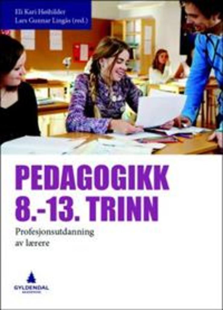 Pedagogikk 8.-13. trinn