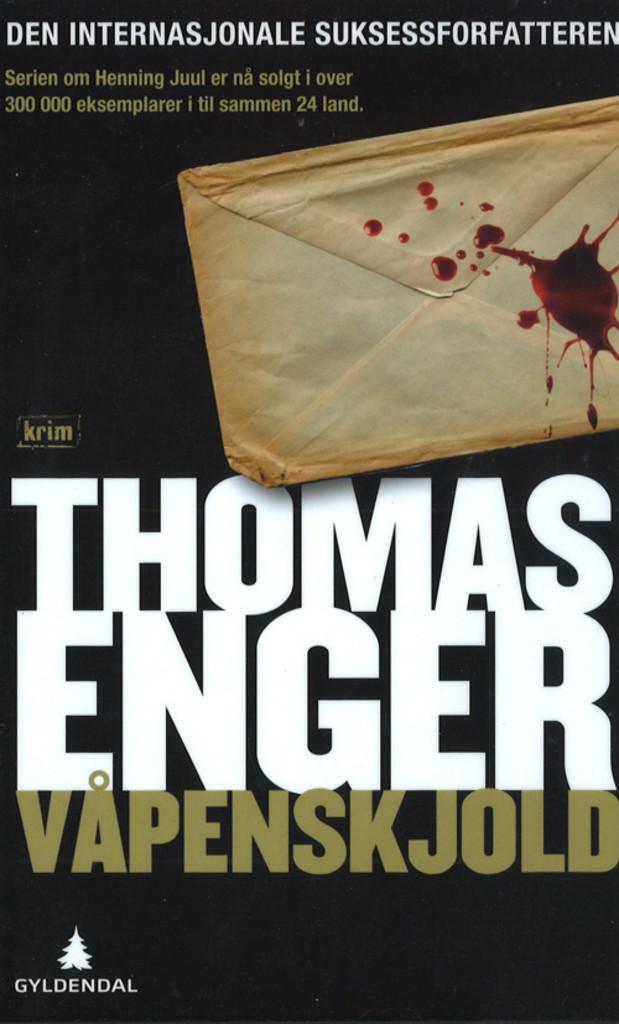 Våpenskjold : kriminalroman
