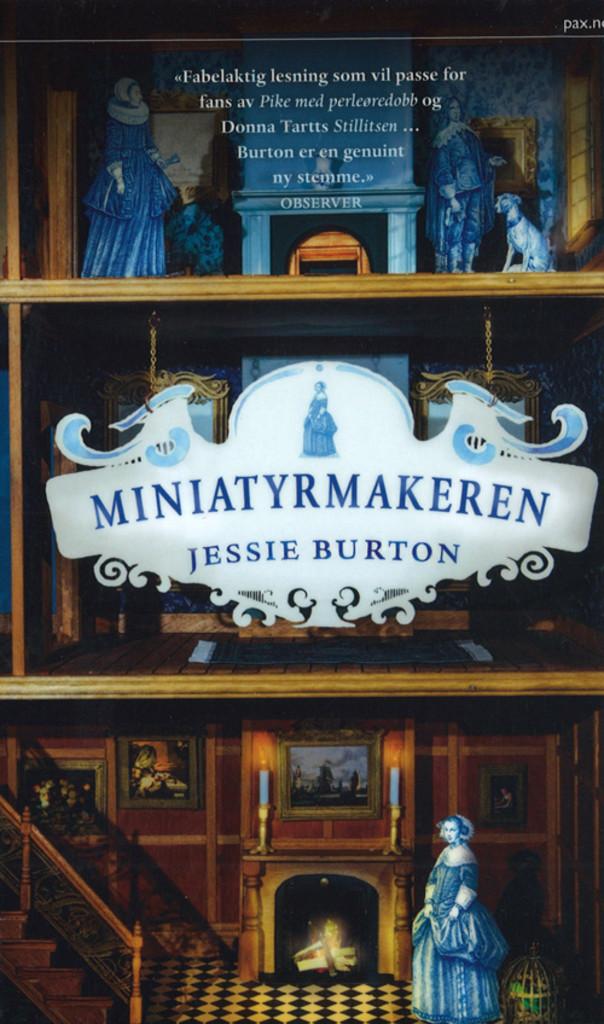 Miniatyrmakeren