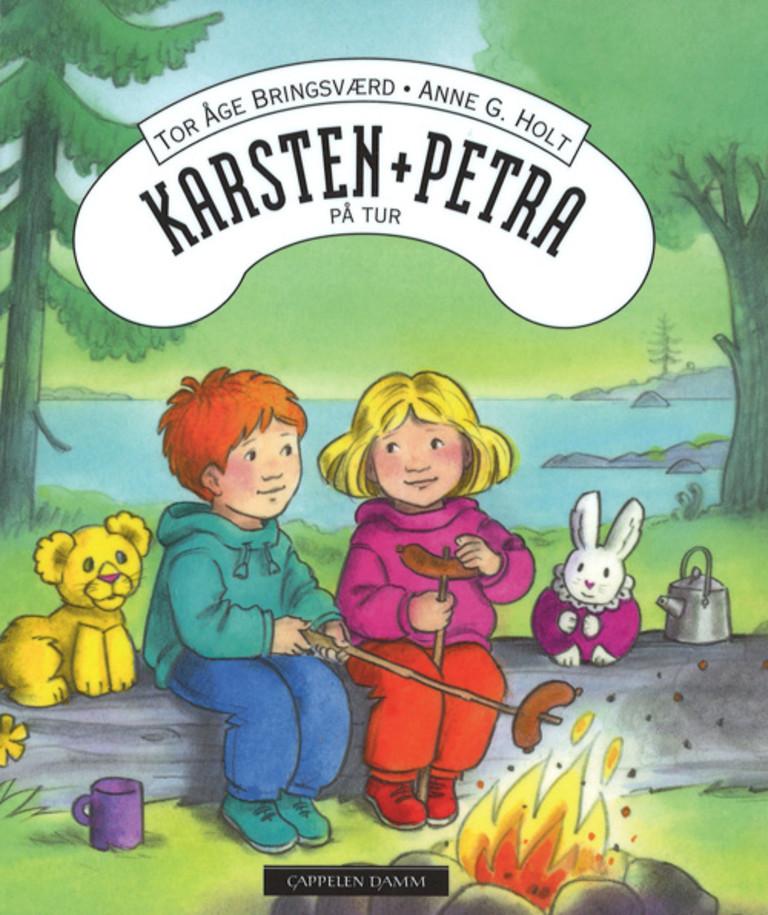 Karsten og Petra på tur