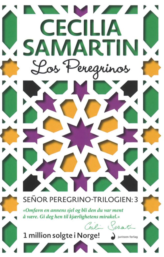 Los Peregrinos (3) : roman