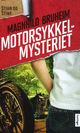 Omslagsbilde:Motorsykkelmysteriet : roman
