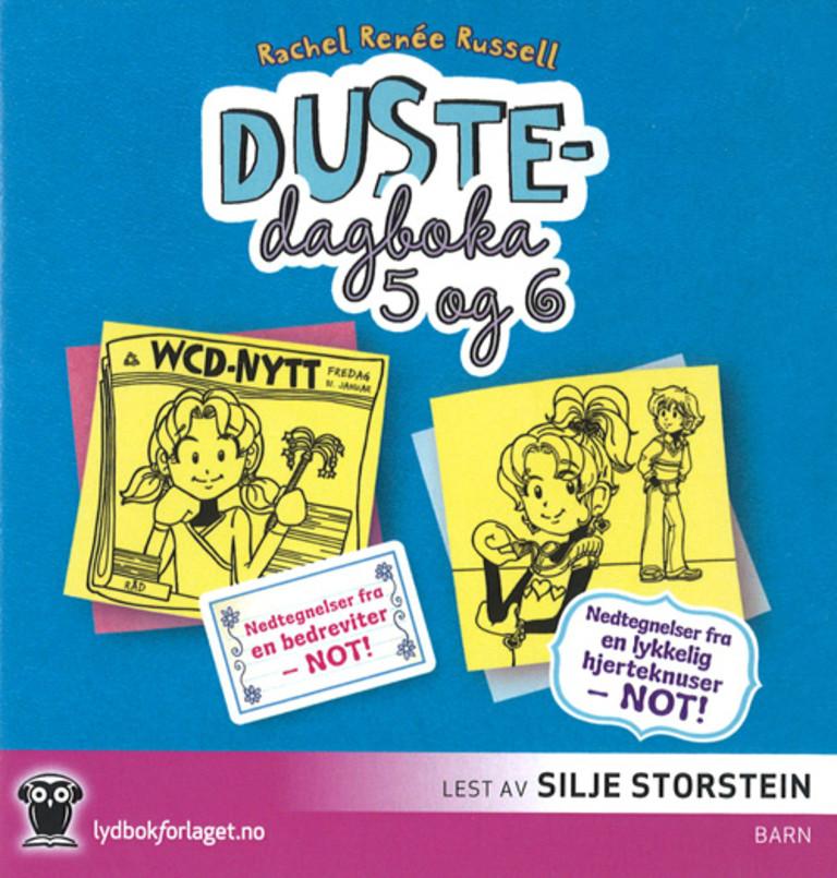 Dustedagboka 5 + 6