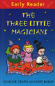 Omslagsbilde:The three little magicians