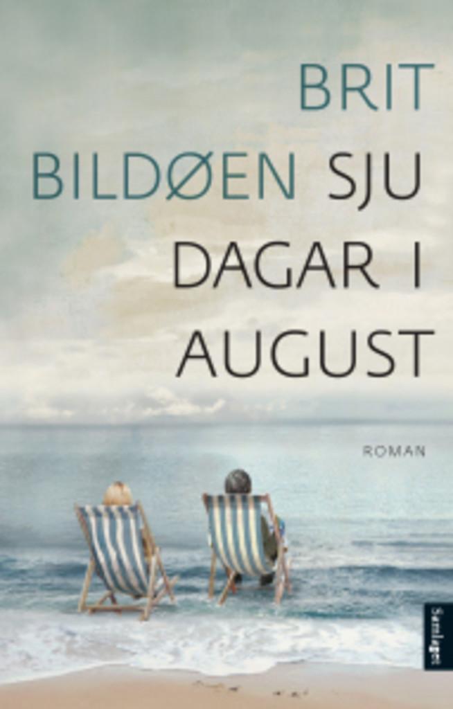 Sju dagar i august : roman