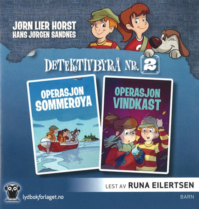 Operasjon Sommerøya ; Operasjon vindkast