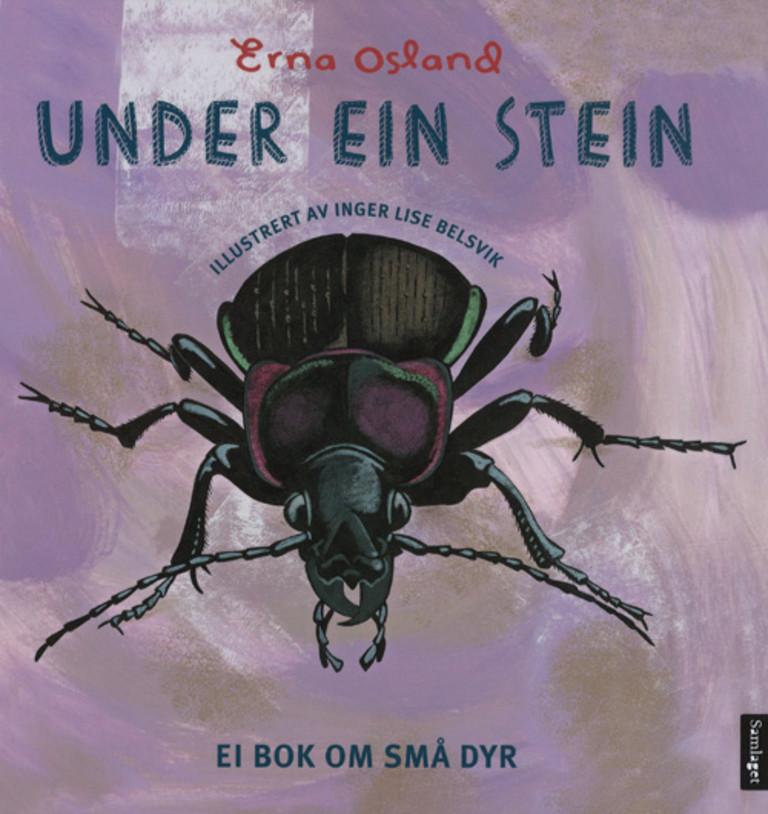 Under ein stein : ei bok om små dyr