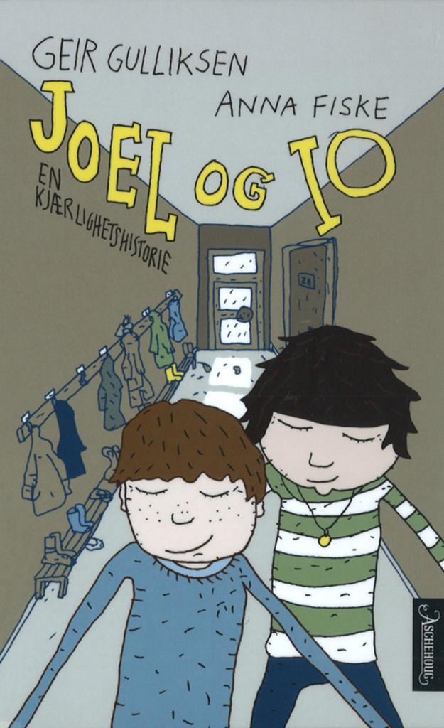 Joel og Io : en kjærlighetshistorie