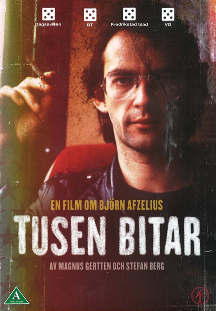 Tusen bitar : en film om Björn Afzelius