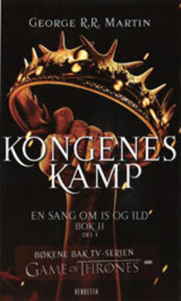 Kongenes kamp . Bok 2 del 1