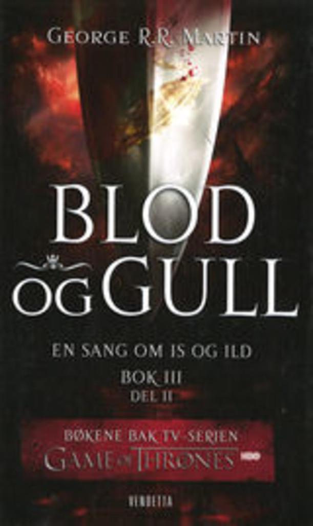 Blod og gull . Bok 3 del 2