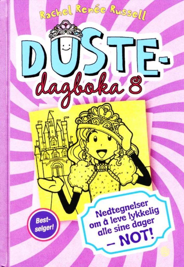Dustedagboka 7 + 8
