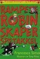 Omslagsbilde:Rampete Robin skaper spetakkel