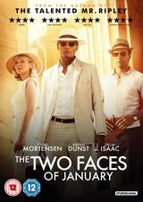 The two faces of january – 2014 - (DVD)
