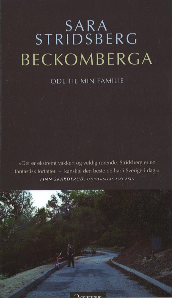 Beckomberga : ode til min familie