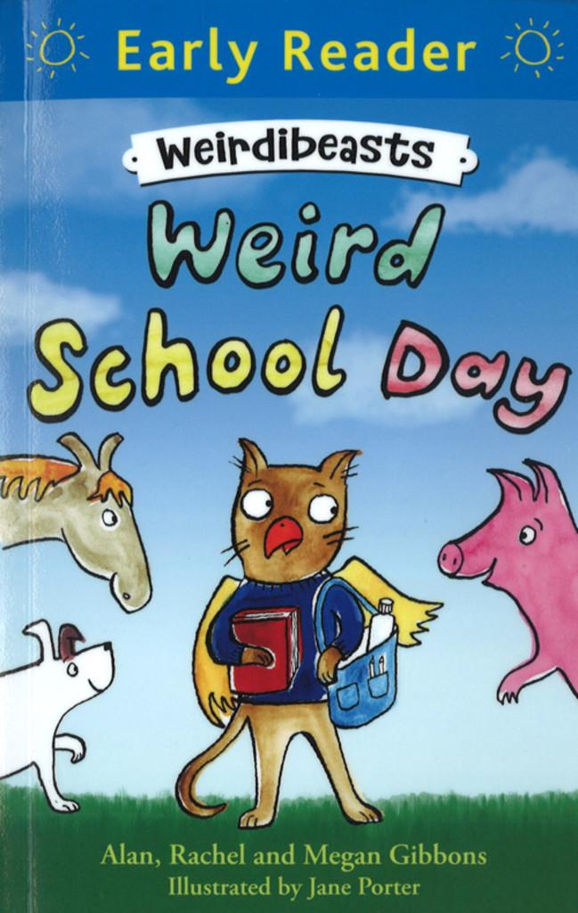 Weird School Day 1