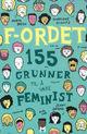 Omslagsbilde:F-ordet : 155 grunner til å være feminist