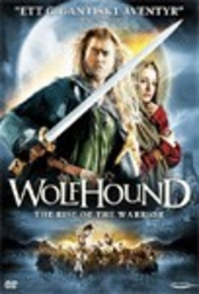 Wolfhound : the rise of the warrior