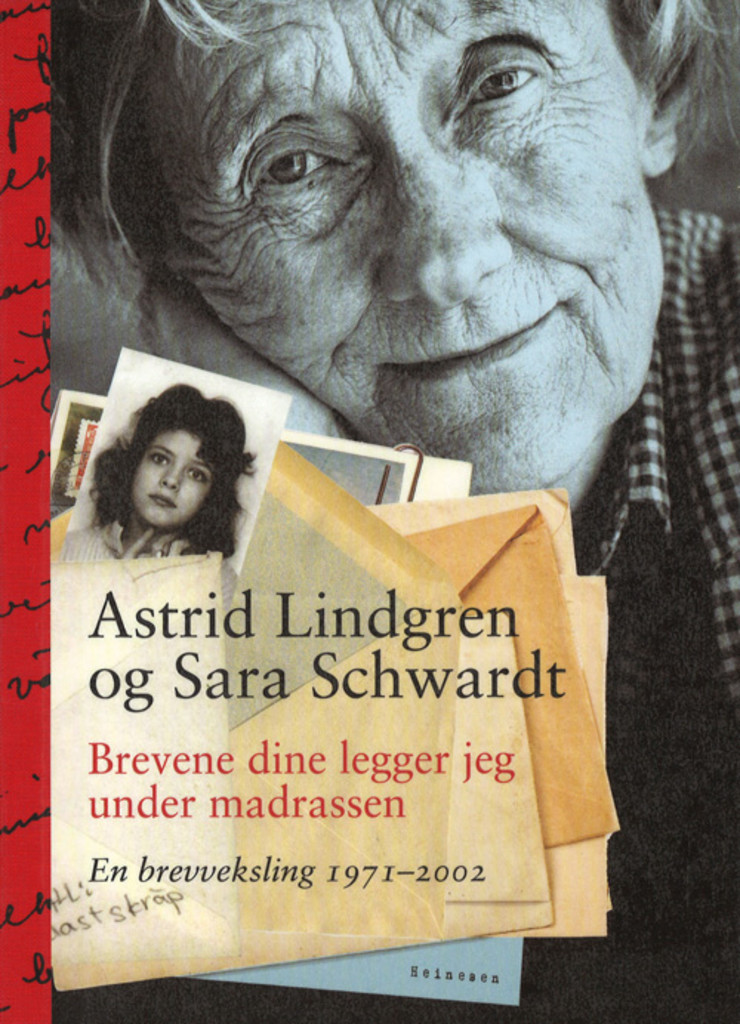 """""""Brevene dine legger jeg under madrassen"""" : en brevveksling 1971-2002"""