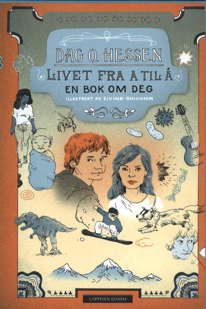 Livet fra A til Å : en bok om deg