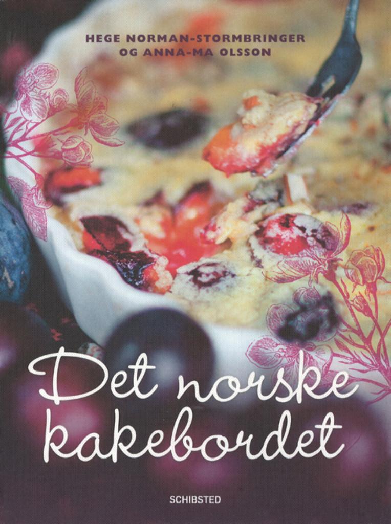 Det norske kakebordet : fristelser fra fjord og fjell