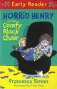 Omslagsbilde:Horrid Henry and the comfy black chair