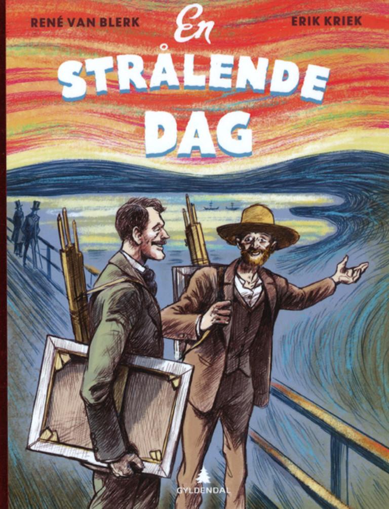 En strålende dag : med Edvard Munch og Vincent van Gogh