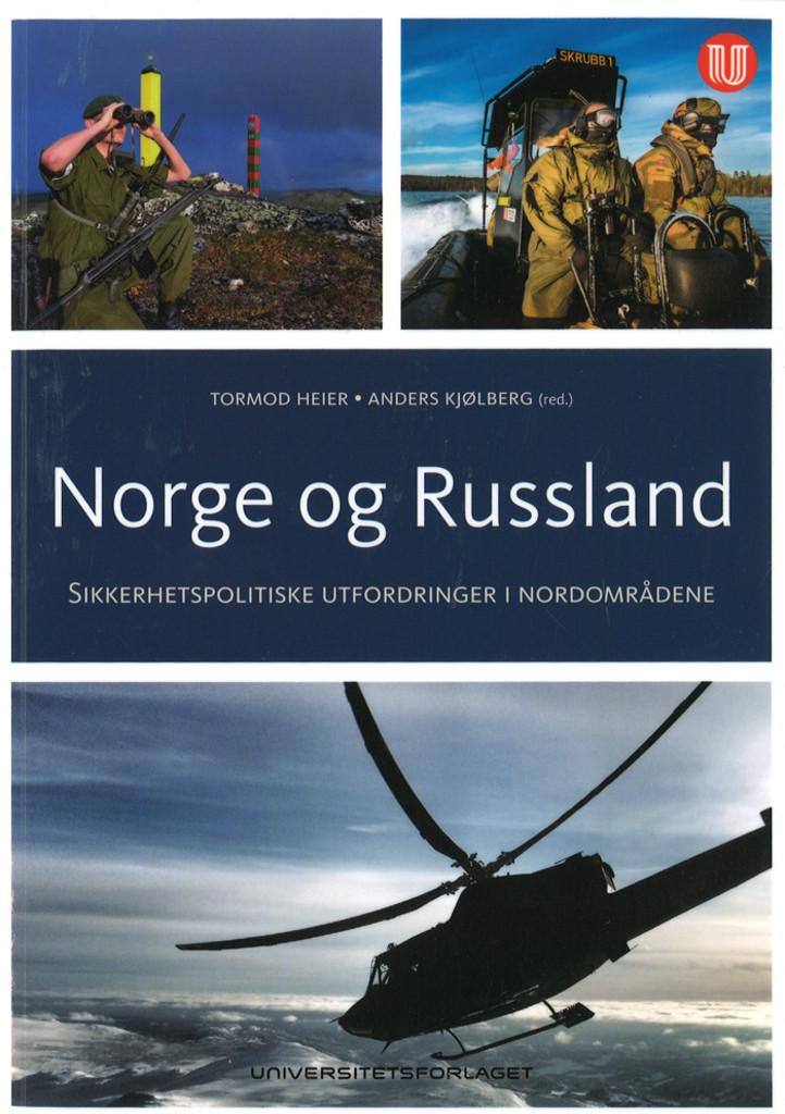 Norge og Russland : sikkerhetspolitiske utfordringer i nordområdene