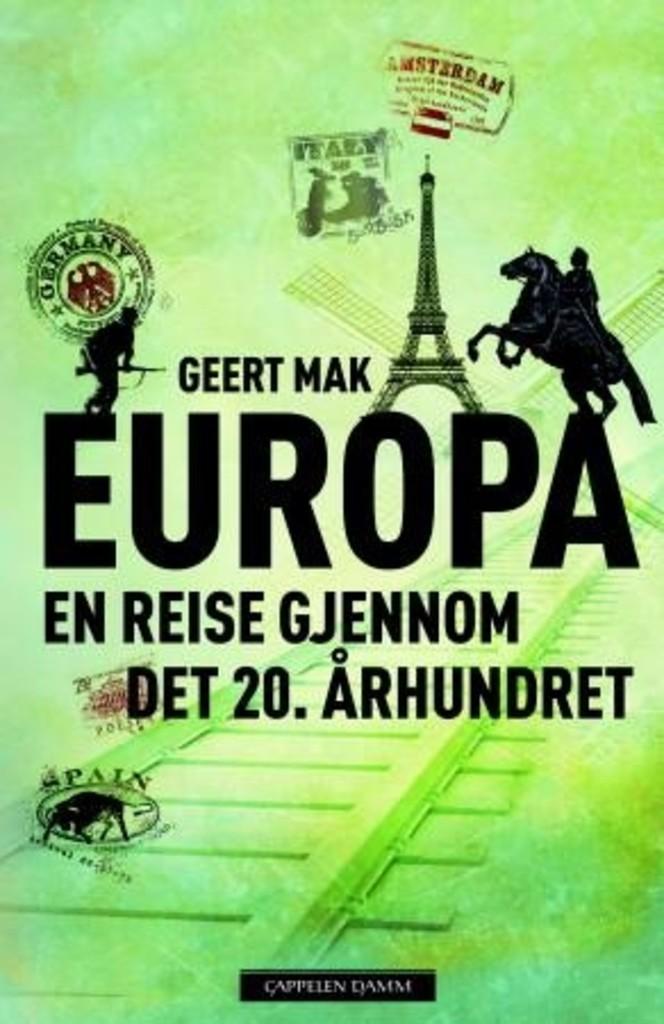Europa: en reise gjennom det 20. århundret