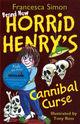 Omslagsbilde:Horrid Henry's cannibal curse